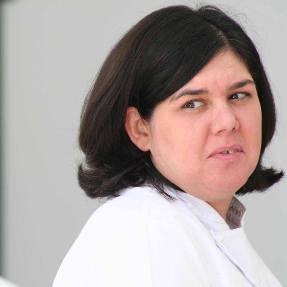 """Celia Jiménez: """"Cada Plato Tiene Muchas Horas De Trabajo"""