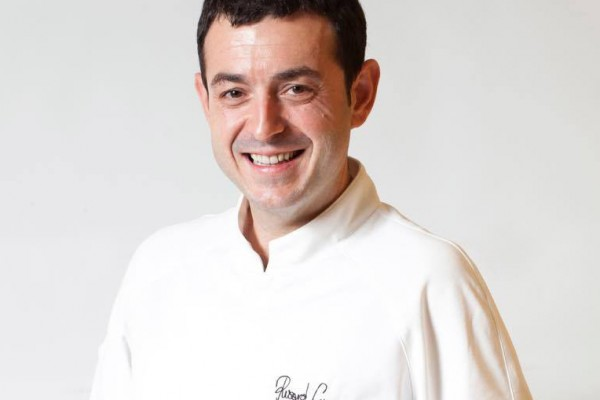 Ricard Camarena, premiado por apostar por las frutas y hortalizas en la alta gastronomía